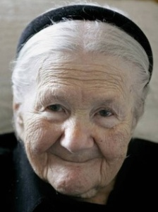 she saved over hundred children, because she could not watch them being tortured during world war 2