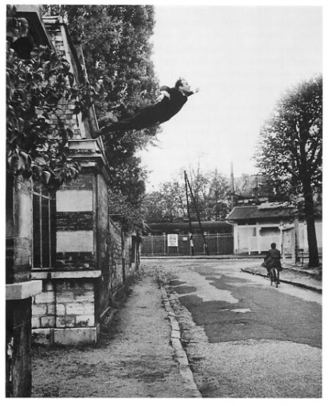 Yves Klein: October 1960