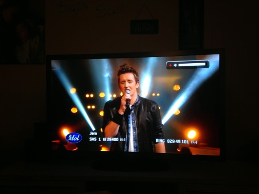 Jørn Trellebø Kvalheim`s Norwegian Idol performance